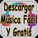 Descargar Musica Facil y Gratis Tutorial by YosepApps