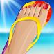 Beach Feet Nail Salon by Angelo Gizzi