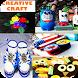 Creative Craft idea by junjundroid