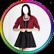 Women Short Coat Fashion by LinkopingApps
