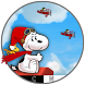Snoopy air fly : Christmas 2018 by NewKidsGame