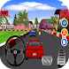Driving Down City With The Police by prodevapp