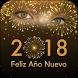 Feliz año nuevo 2018 by Mastervoy