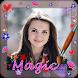 Magic Brush Photo Effect by Photo Video Studio