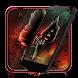 Bloody devil cool lock theme by cool theme designer