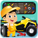 Quad Bike Wash And Repair Salon - Quad Bike Stunt by 2d fun zone
