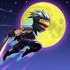 Ninja Shadow Fight Go V2x1 - Warrior Of Legend by Zoa Inc
