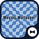 Moving Wallpaper Theme by +HOME by Ateam