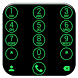 Dialer Circle Green Theme by Luklek