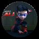 EJEN ALI WALLPAPER SUPERHERO by alhadid11