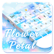 Flower Petal Keyboard by Cool Theme Studio