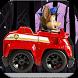 Paw Puppy Police Patrol Car by Higgsapps