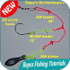 300 Ropes Fishing Tutorials by appsdesign