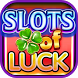 Slots of Luck Free 777 Casino by Tap Slots Free Casino Slot Machines