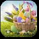 Easter Eggs Keyboard by livewallpaperjason