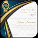 Certificate Maker app pro by Byte Tech Solution