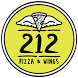 212 Pizza & Wings by TapToEat