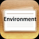 Environment Flashcards Plus by abletFactory