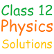 Class 12 Physics Solutions by RDS EDUCATION APPS