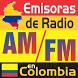Emisoras de Radio en Colombia by AppsYa.com