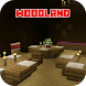 Woodland Mansion PE MPCE Map by Conseil