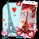 Love in Paris Live Wallpaper by Thalia Photo Corner