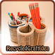 Recycled Craft Idea by mary jenkins