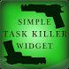 Simple Task Killer Widget by Thumbs App