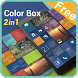 (FREE) Color Box 2 In 1 Theme by ZT.art