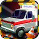 3D Ambulance Parking Simulator by Entertainment Riders