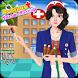 Pregnant nurse games for girls by Beek Media