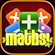 Basic Math Fun Practice Game by RCTQS.com