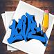 How To Draw Grafitti by +100.000