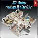 3D Home Design Minimalist by Ali Studio
