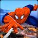 Amazing Super Hero: Super Strange Spider Rope Hero by Free Shooting Games
