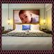 Bedroom Photo Frame by Photo Editor Digital