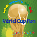 Who wants to be World Cup Fan by Sergio Miguel Felix Santos