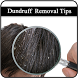 Dandruff Removal Hair Care Tips by Super Kool Apps