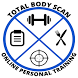 Online Total body scan by Virtuagym Professional