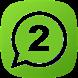 Two account for WhatsApp by MooC.inc