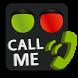Call Me - 快來Call我,快速撥話提醒小工具。 by BeiBei Studio