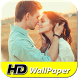 Couple Kiss Wallpaper by FrontStar App