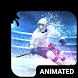 Hockey Animated Keyboard by Wave Design Studio