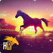 Horse Racing Live Wallpapers by Horse World Apps