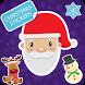 Christmas Stickers by Applockprivacy hubstudio