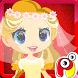 Princess Bride Dress Up Salon by Play Ink Studio