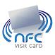 NFC Visit Card by Enrique López Mañas