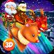Christmas Santa Snow Racing by Cartoon World Games