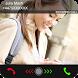 Fake Call Girl Prank by sosi apps studio