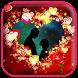Love Valentine Picture Frames by Frank Todarello
